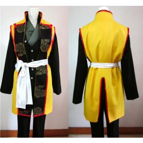 Hakuouki Souji Okita Cosplay Costume
