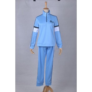 Beyond the Boundary Mirai Kuriyama Sports Cosplay Costume