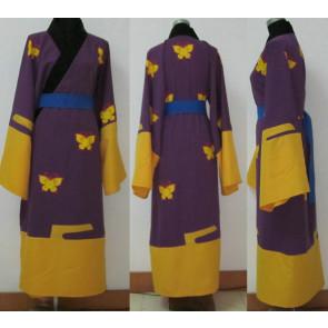 Gintama Shinsuke Takasugi Cosplay Costume