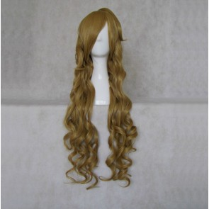 Chestnut Gold 80cm Toradora! Taiga Aisaka Cosplay Wig