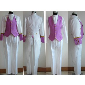 Kuroshitsuji Black Butler Ash Landers Cosplay Costume