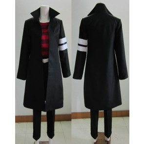 Katekyo Hitman Reborn! Belphegor Cosplay Costume - 2nd Edition