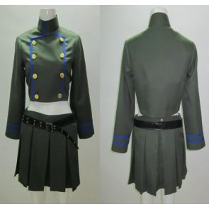 Katekyo Hitman Reborn! Mukuro Rokudo Cosplay Costume