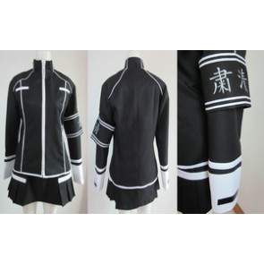 Katekyo Hitman Reborn! Girl Uniform Cosplay Costume