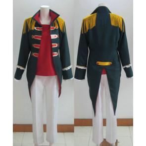 Katekyo Hitman Reborn! Daemon Spade Vongola Mist Guardian Cosplay Costume