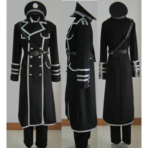 Angel Sanctuary Katan Uniform Cosplay Costume