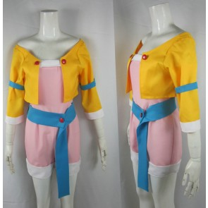 NG Knight Lamune & 40 Princess Milk Cosplay Costume