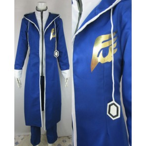 Fairy Tail Jellal Fernandes Blue Cosplay Jacket