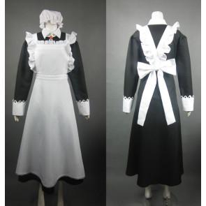 Maoyu Mao Yusha Archenemy and Hero Big Sister Maid Cosplay Costume