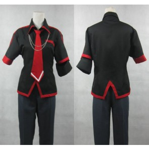 Blood-C Shinichiro Tokizane Boy School Uniform Cosplay Costume