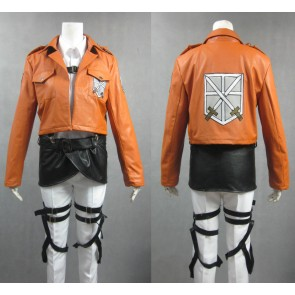 Attack On Titan Armin Arlert Cosplay Costume V2