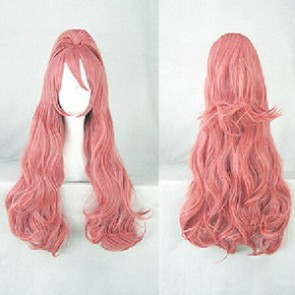 Pink 70cm Riddle Story of Devil Haruki Sagae Cosplay Wig