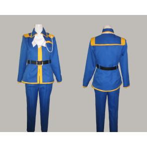 Kyo Kara Maoh! Wolfram von Bielefelt Cosplay Costume