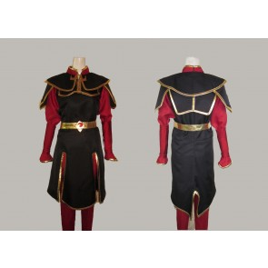 Avatar: The Last Airbender Azula Cosplay Costume