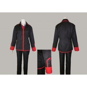 Little Busters! Riki Naoe Cosplay Costume