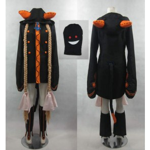 BlazBlue Taokaka Black Cosplay Costume