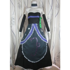 Homestuck Black Dress Cosplay Costume