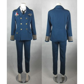 Uta no Prince-sama Airline Captain Uniform Cosplay Costume