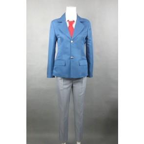 Beyond the Boundary Kyoukai no Kanata Boy School Uniform Cosplay Costume