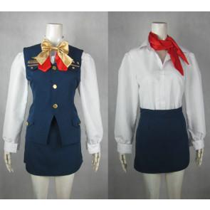 Uta no Prince-sama Haruka Nanami Stewardess Cosplay Costume