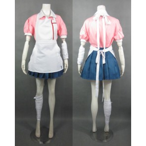Danganronpa: Trigger Happy Havoc Mikan Tsumiki Cosplay Costume