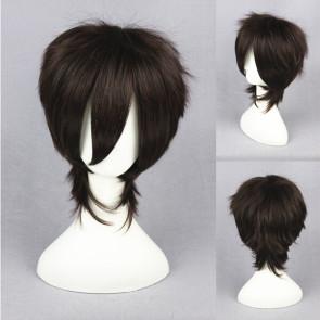 Neon Genesis Evangelion EVA Shinji Ikari Cosplay Wig