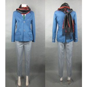 Beyond the Boundary Kyoukai no Kanata Hiroomi Nase School Uniform Cosplay Costume