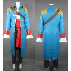Kuroshitsuji Black Butler Ciel Phantomhive Sky Blue Cosplay Uniform