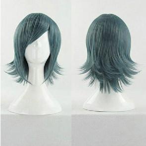 Blue 35cm AKB0048 Sae Miyazawa the 10th Sae Cosplay Wig