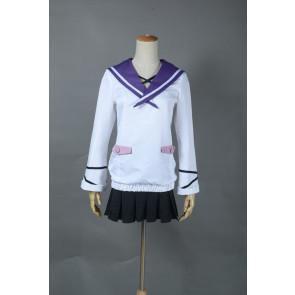Black Bullet Midori Fuse Cosplay Costume