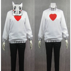 OFF Zacharie Cosplay Costume