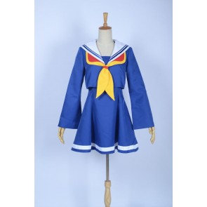 No Game No Life Shiro Sailor Suit Cosplay Costume