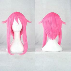 Pink 50cm Kill la Kill Nonon Jakuzure Cosplay Wig