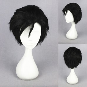 Haikyuu!!! Tetsuro Kuro Cosplay Wig