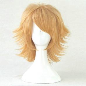 Blond 35cm Danganronpa: Trigger Happy Havoc Chihiro Fujisaki Cosplay Wig