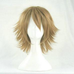 Brown 35cm Danganronpa: Trigger Happy Havoc Chihiro Fujisaki Cosplay Wig
