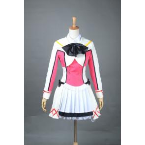 Love Live! School Idol Project Season 2 Rin Hoshizora Cosplay Costume