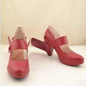 Kantai Collection Amatsukaze Cosplay Shoes