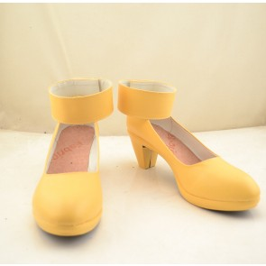 Date A Live Miku Izayoi Cosplay Shoes