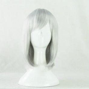Silver 45cm Fantasista Doll Akari Cosplay Wig