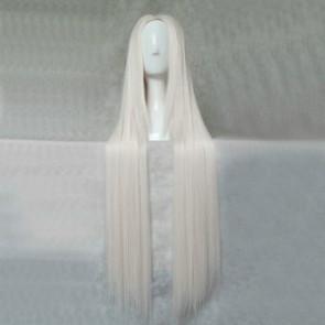 Silver 100cm Fate/Zero Irisviel von Einzbern Cosplay Wig