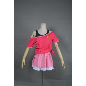 Love Live! School Idol Project Niko Yazawa Pink Cosplay Costume