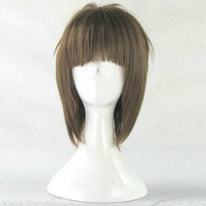 "Brown 35cm Say ""I love you"". Mei Tachibana Cosplay Wig"
