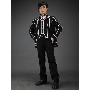 Vampire Knight Zero Kiryu Cosplay Costume