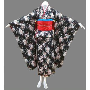 Hell Girl Ai Enma Kimono Cosplay Costume