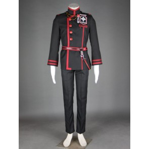 D.Gray Man Allen Walker Cosplay Costume - 3rd Edition