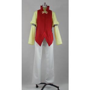 Gundam Build Fighters Reiji Cosplay Costume