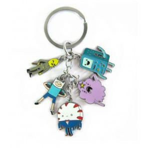Adventure Time Cosplay Keychain B