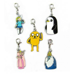 Adventure Time Cosplay Keychain C