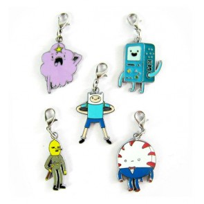 Adventure Time Cosplay Keychain D